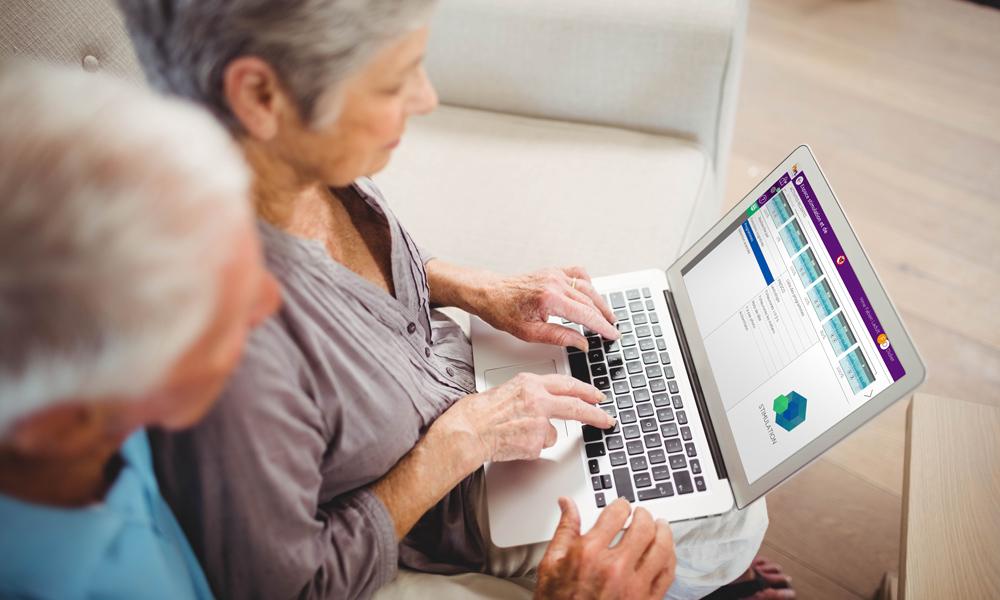 stimulation cognitive personnes âgées, atelier mémoire, jeux cognitifs, exercices mémoire avec HappyNeuron Activ'