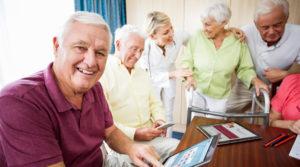 HappyNeuron Activ' : application avec 200 jeux cognitifs pour l'animation d'ateliers mémoires auprès des seniors et personnes âgées et accompagnement des projets du médico-social