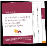Livre Blanc « La stimulation cognitive et les neurosciences au service des personnes âgées »