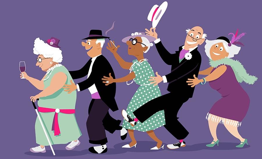 stimuler une personne agée, stimulation cognitive personnes âgées : les outils